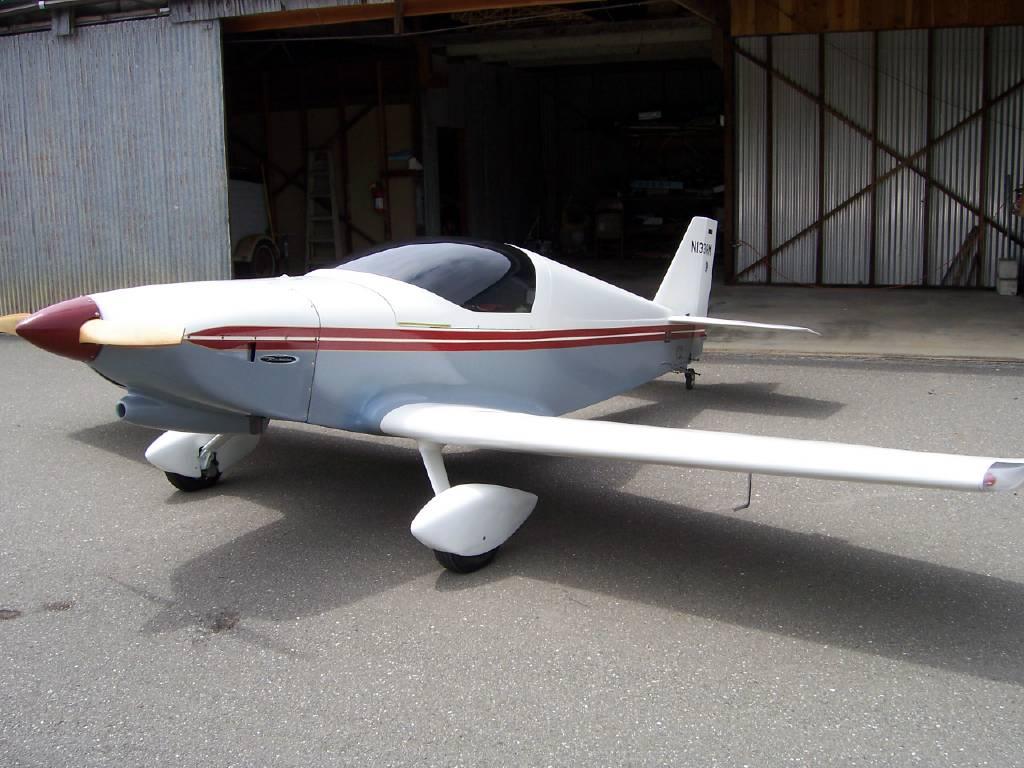 Roy Marsh's KR2S N211RM